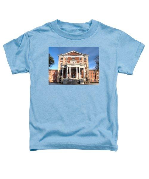 Babcock Building-2 Toddler T-Shirt