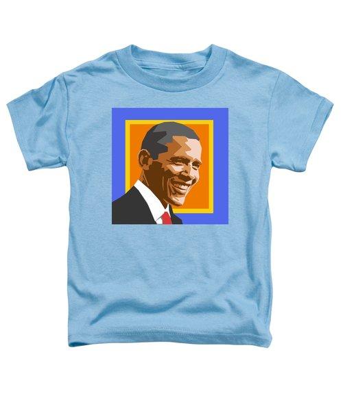 Barack Toddler T-Shirt