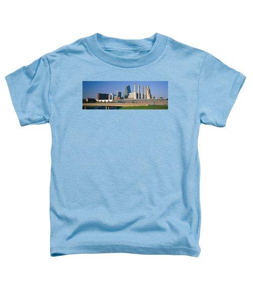 Bartle Hall Kansas City Mo Toddler T-Shirt