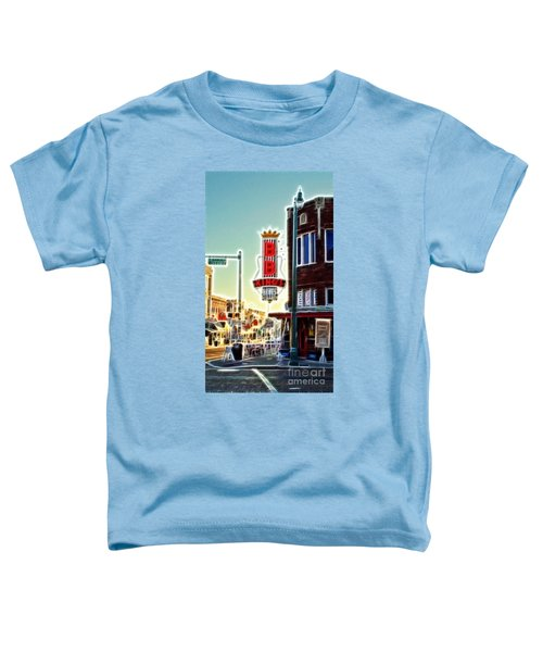 Bb King Club Toddler T-Shirt