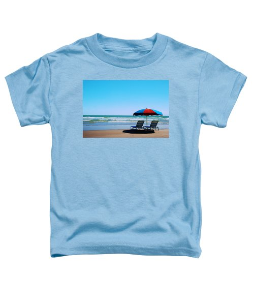 Beach Dreams Toddler T-Shirt