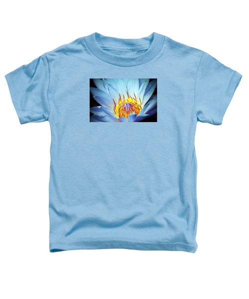 Blue Lotus Toddler T-Shirt