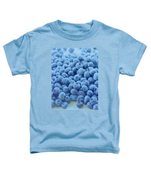 Blueberries Toddler T-Shirt