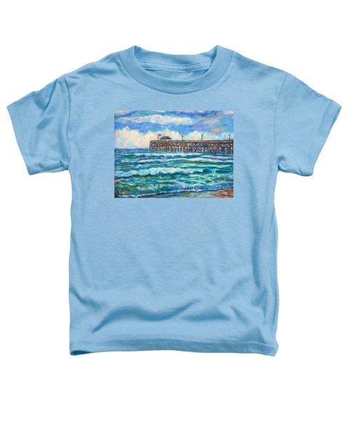 Breakers At Pawleys Island Toddler T-Shirt