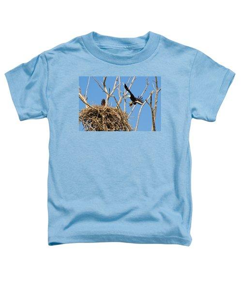 Bringing Up Baby Toddler T-Shirt