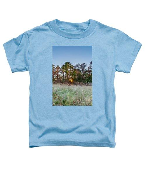 Burst Thru The Woods Toddler T-Shirt