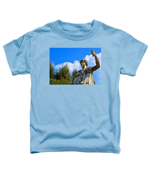 Caesar On Blue Sky Toddler T-Shirt