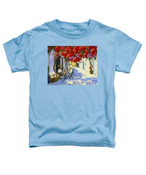 Cafe Toddler T-Shirt