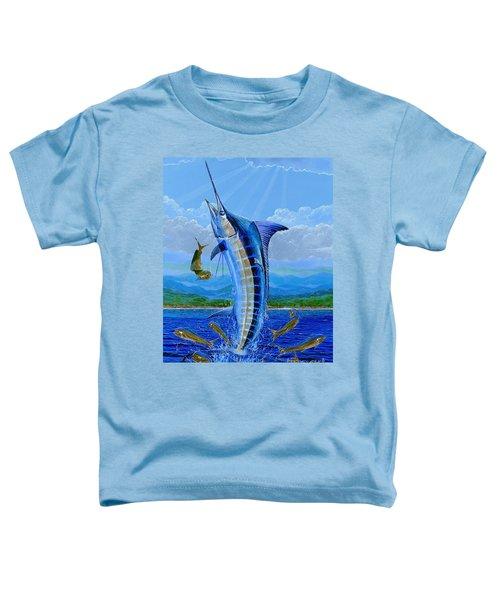 Caribbean Blue Off0041 Toddler T-Shirt