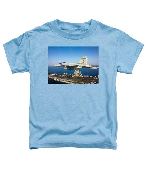 Carrier Below Toddler T-Shirt