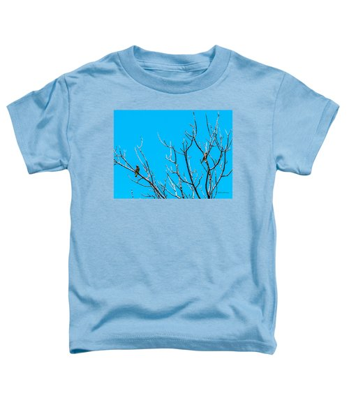 Cedar Wax Wings Toddler T-Shirt