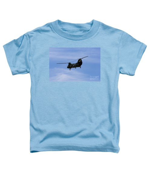 Ch-46 Vietnam Era Paint Toddler T-Shirt