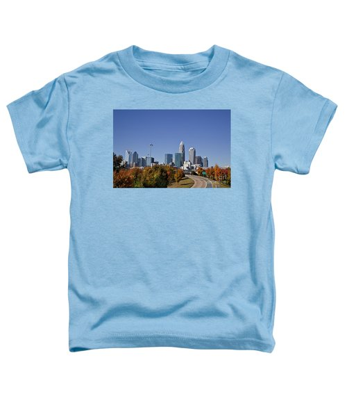Charlotte North Carolina Toddler T-Shirt