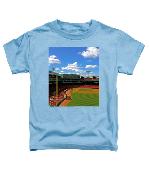 Classic Fenway I  Fenway Park Toddler T-Shirt