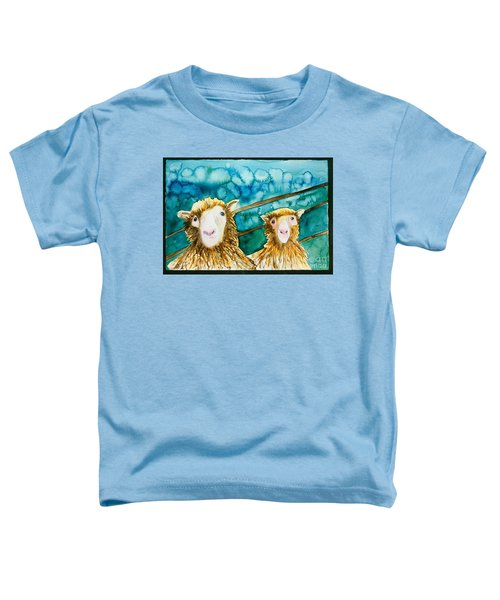 Cloning Around Toddler T-Shirt