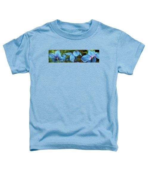 Close-up Of Himalayan Poppy Flowers Toddler T-Shirt