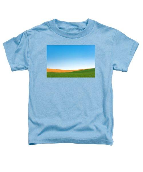 Contours Toddler T-Shirt