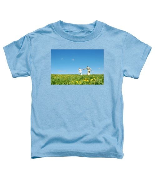 Couple Having Fun Toddler T-Shirt