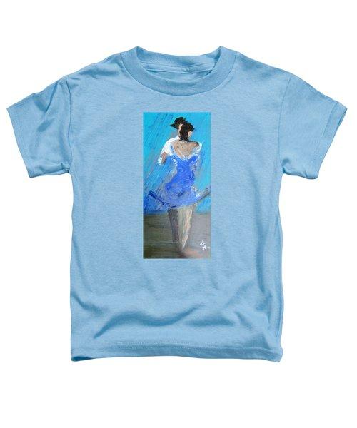 Dance In The Rain Toddler T-Shirt