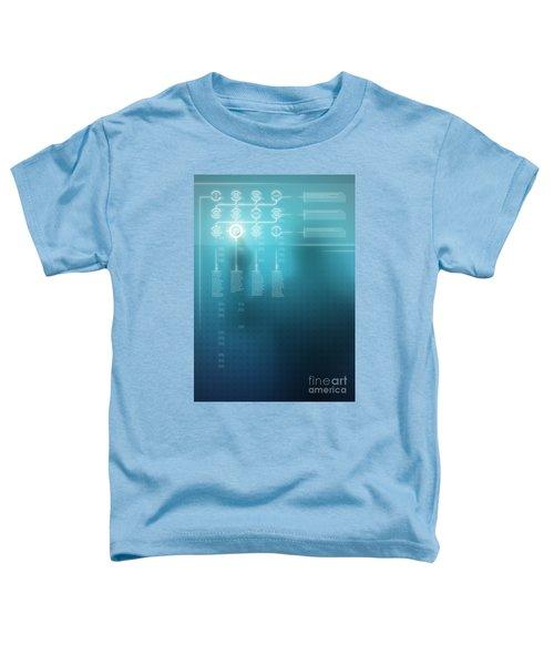 Digital Display  Toddler T-Shirt