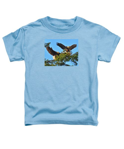 Double Landing Toddler T-Shirt