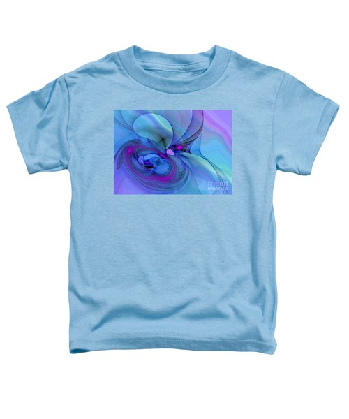 Driven To Abstraction Toddler T-Shirt