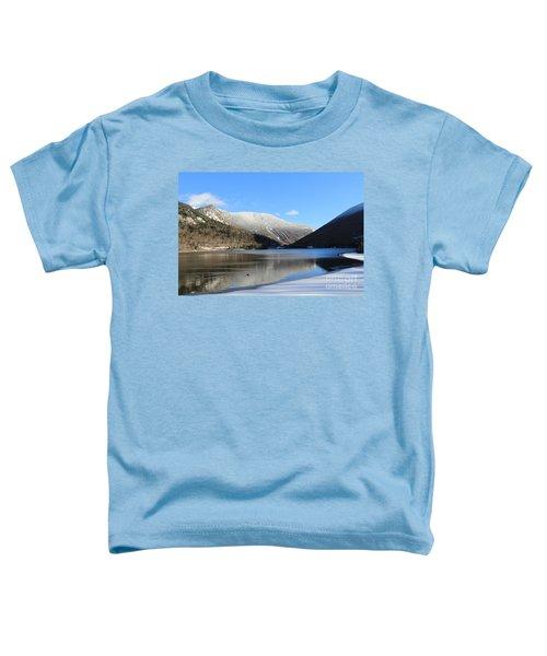 Echo Lake Franconia Notch Toddler T-Shirt