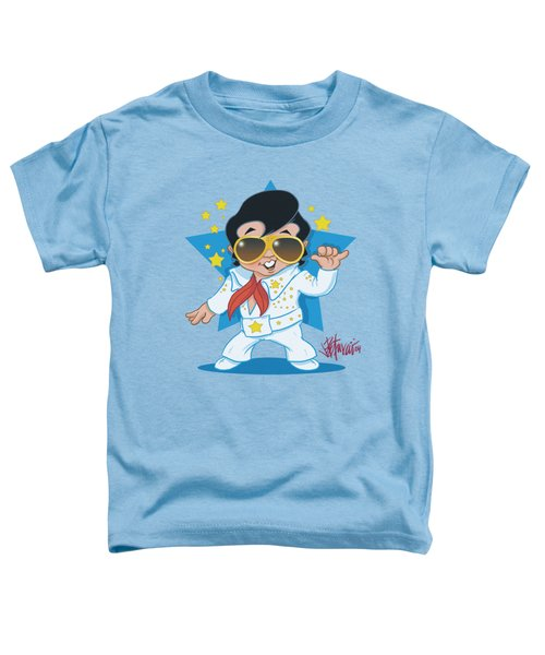 Elvis - Jumpsuit Toddler T-Shirt
