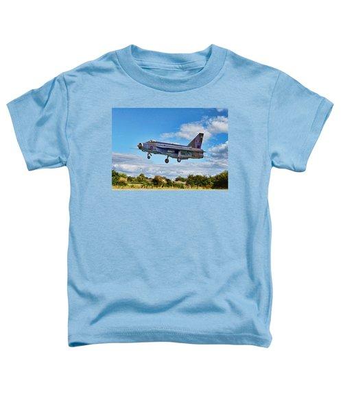 English Electric Lightning Toddler T-Shirt