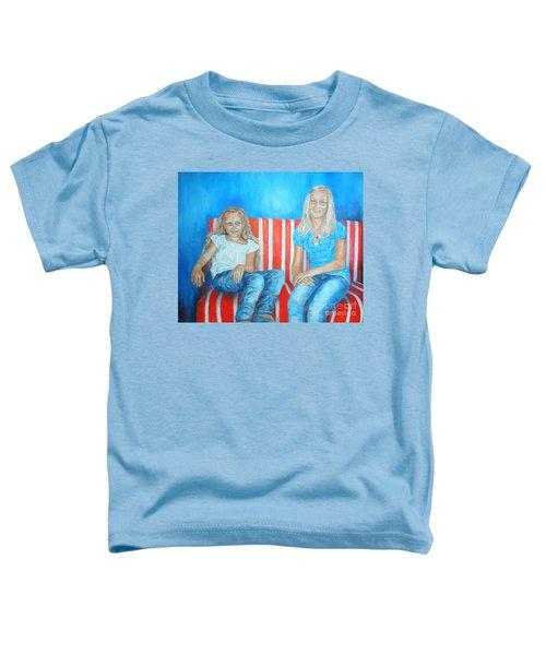 Eva And Antonia Toddler T-Shirt