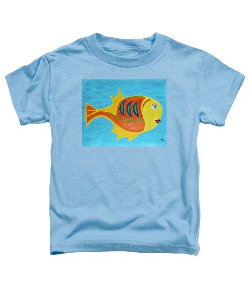 Fishie Toddler T-Shirt