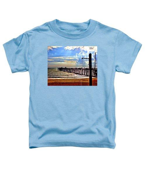 Flagler Pier Heaven Toddler T-Shirt
