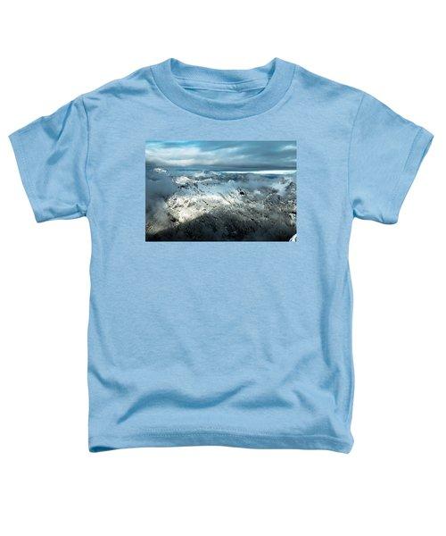 Foggy Ridge Toddler T-Shirt