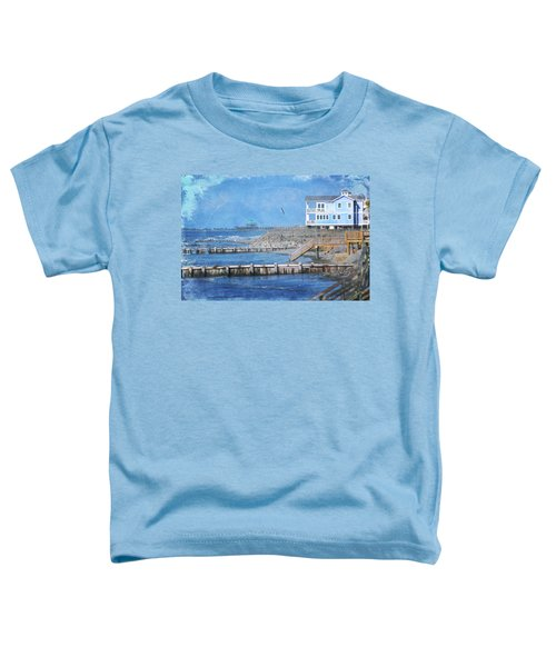 Folly Beach Toddler T-Shirt