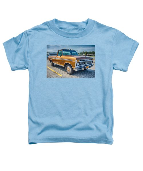 Ford F-100 7p00531h Toddler T-Shirt