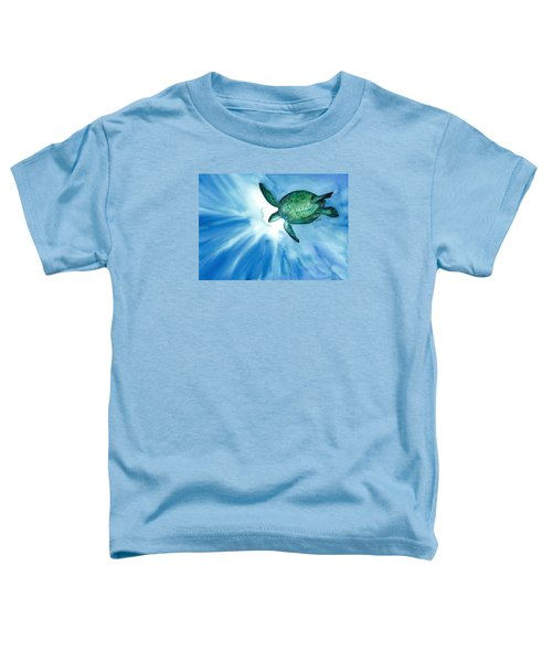 Sea Tutrle 2 Toddler T-Shirt