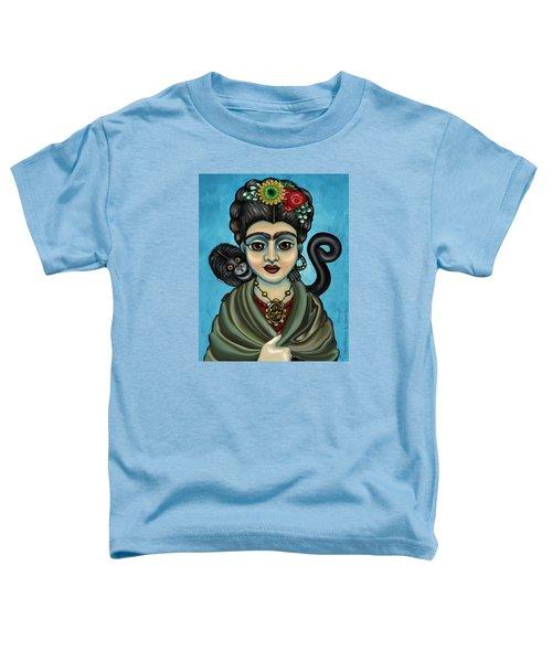 Frida's Monkey Toddler T-Shirt