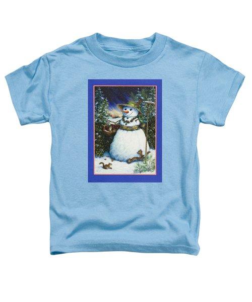 Furry Friends Toddler T-Shirt