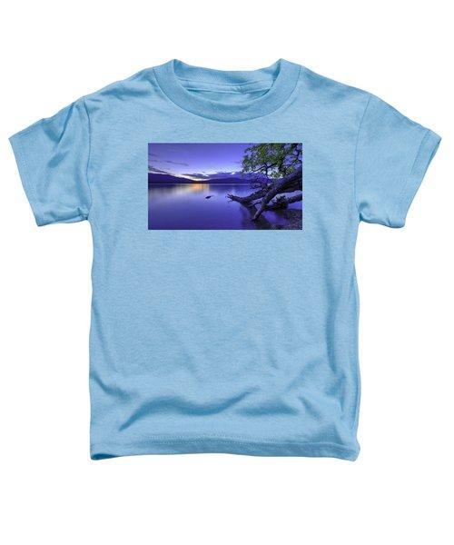 Glacier Blue Toddler T-Shirt