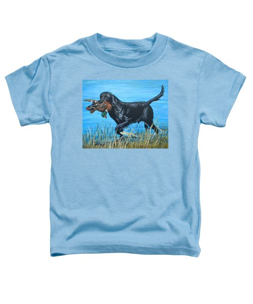 Good Dog Toddler T-Shirt