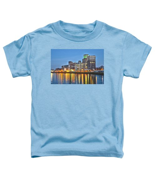 Grain Silo Rotterdam Toddler T-Shirt
