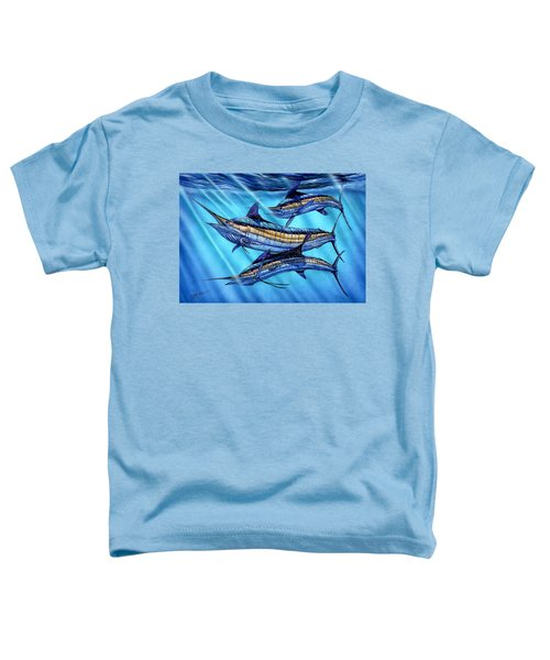Grand Slam In The Wild Toddler T-Shirt