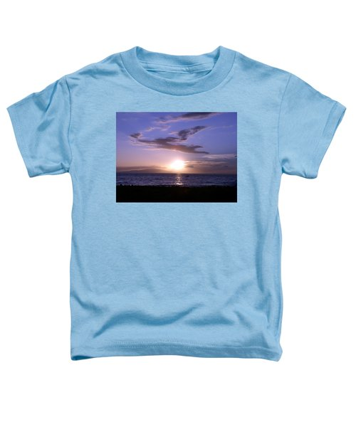 Greyhound In The Sky Toddler T-Shirt
