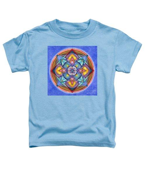 Harmony Mandala Toddler T-Shirt