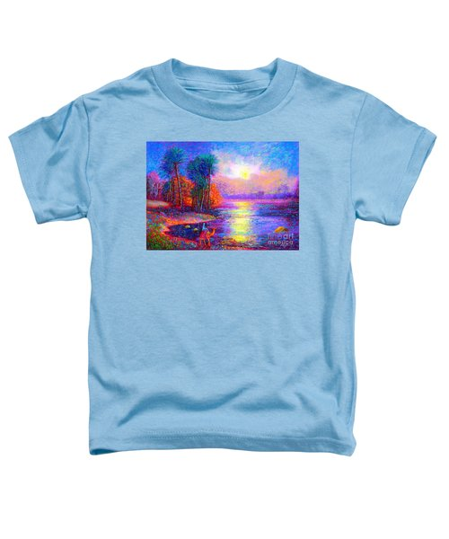 Haunting Star Toddler T-Shirt