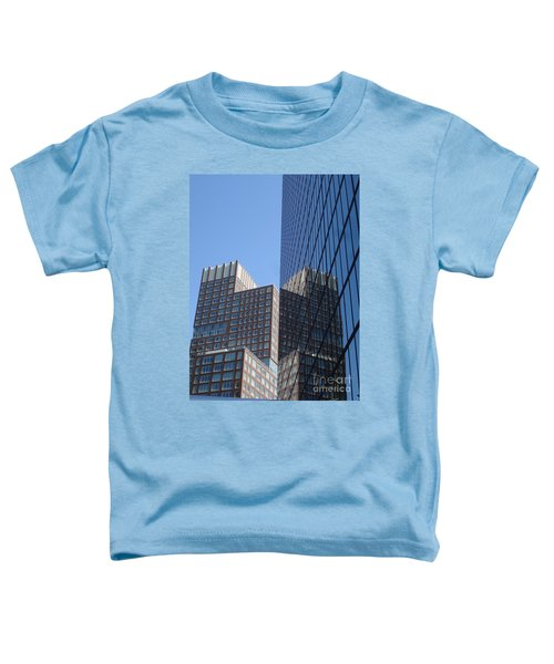 High Rise Reflection Toddler T-Shirt