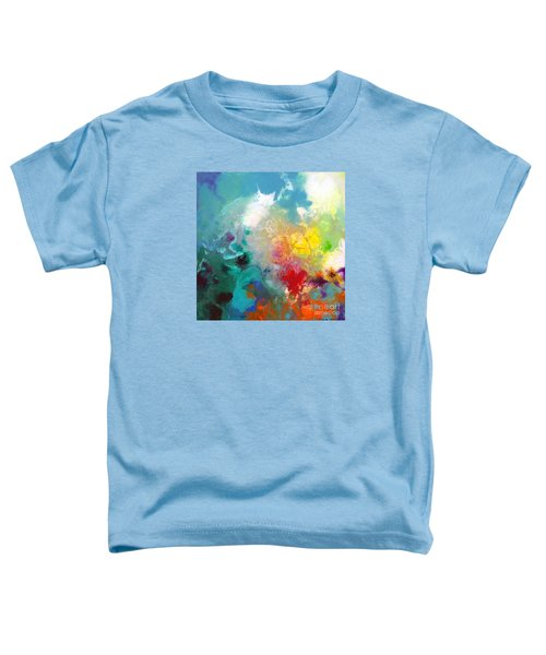 Holding The High Watch Canvas One Toddler T-Shirt