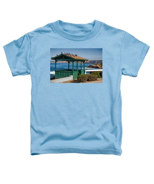 Home By The Sea Toddler T-Shirt