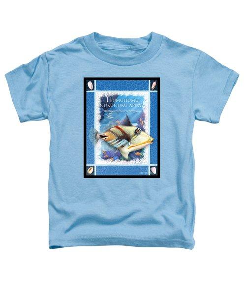 Humuhumunukunukuapua'a Toddler T-Shirt