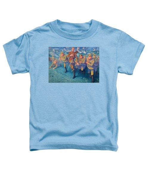 In The Firing Line Toddler T-Shirt